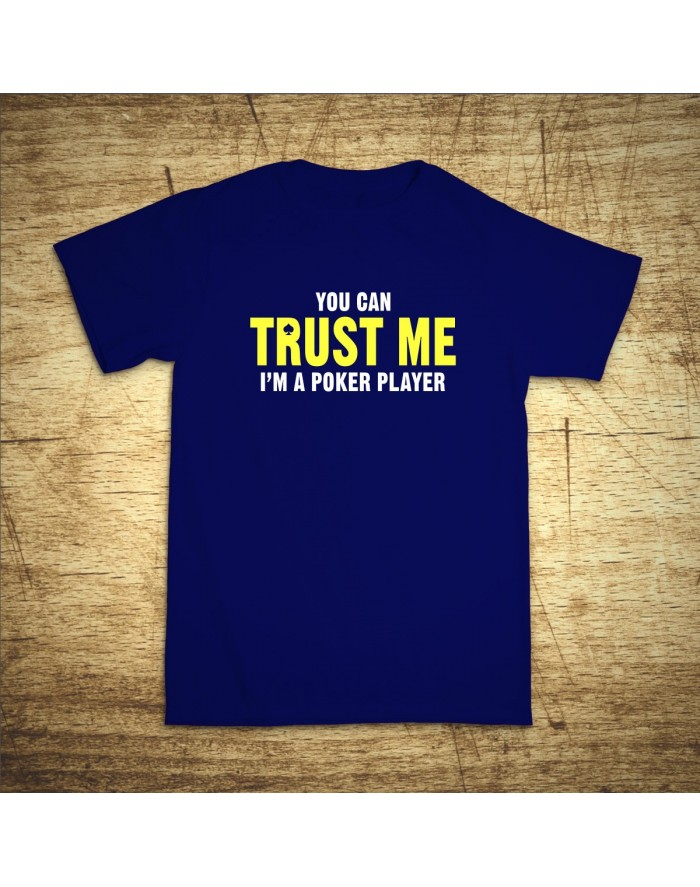 You can trust me