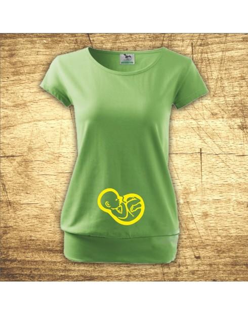 Tehotenské tričko Baby 2