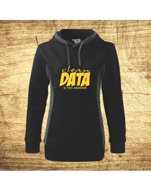 Clean data is the answer
