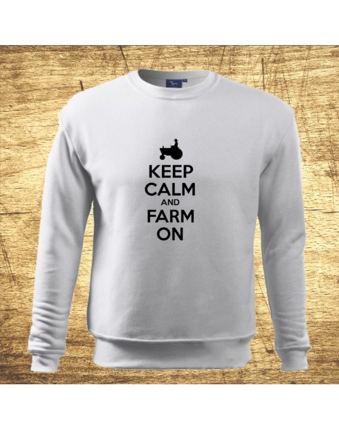 Keep calm and farm on