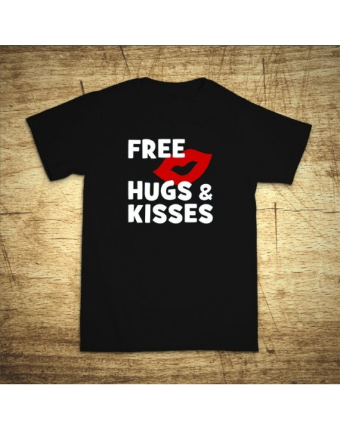Free hugs and kisses