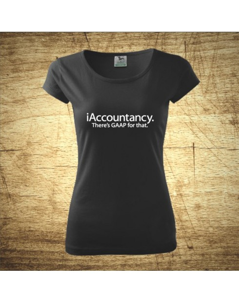 iAccountancy. There´s GAAP for that.