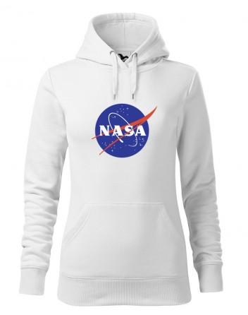 Dámska mikina s potlačou NASA