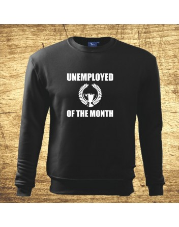 Unemployed of the month