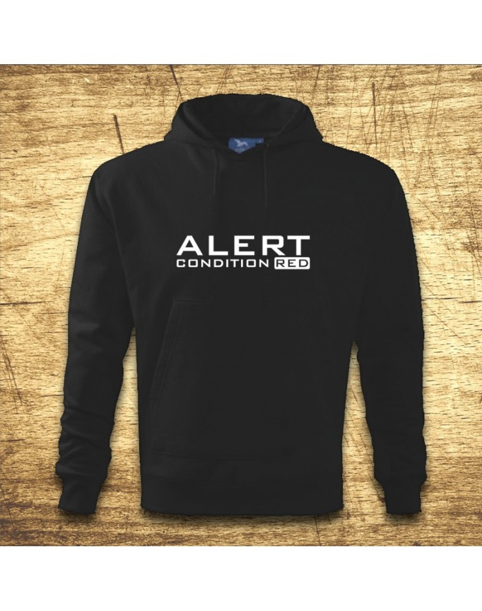 Alert – condition red