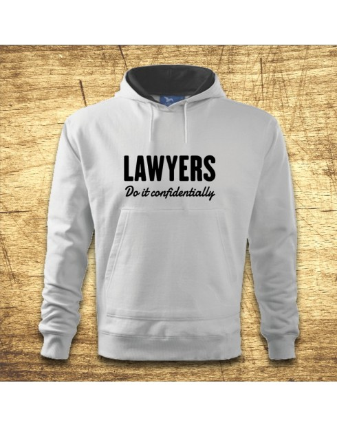 Lawyers – Do it confidentially