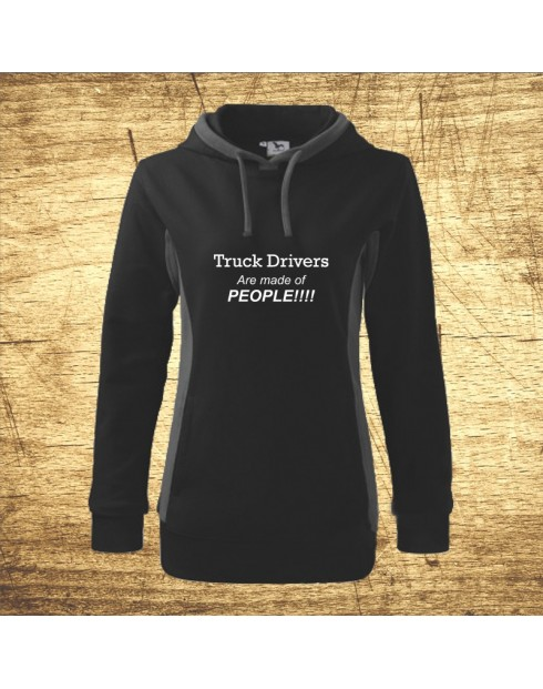 Truck drivers – Are made of people!!!