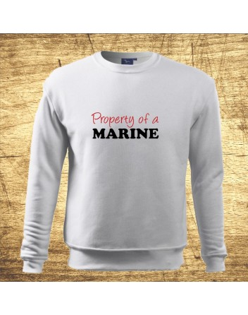 Property of a marine