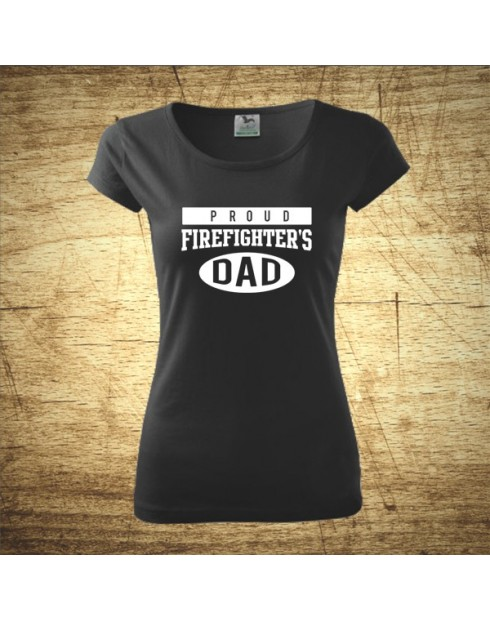 Proud firefighter´s dad