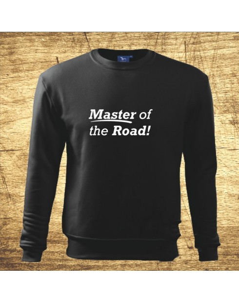 Master of the road!
