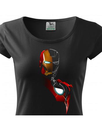 Dámske tričko Iron Man