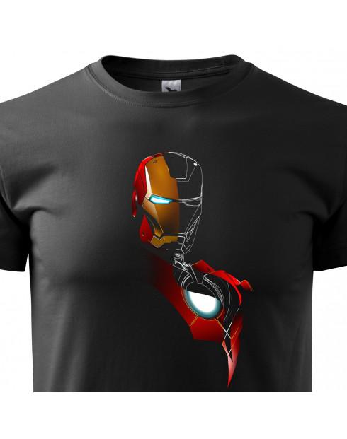 Detské tričko Iron Man