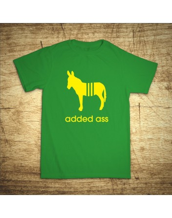 Pánské tričko Added ass